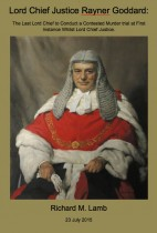 Lord Chief Justice Rayner Goddard