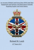 An Account of British Land Forces Since WWII