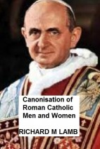 Canonisation of Roman Catholic Men and Women