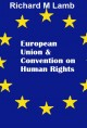 European Union & Convention on Human Rights