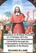 Exposition on St Oliver Plunkett - Glorious Mysteries of the Rosary