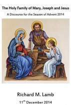 The Holy Family of Mary, Joseph and Jesus